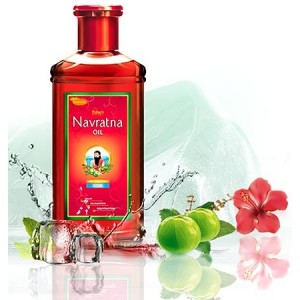 NAVARATANA HERBAL COOL OIL 100 ML