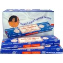INDIAN INCENSE ' NAG CHAMPA ' BOX OF 12 CASES OF 15 GRAMS